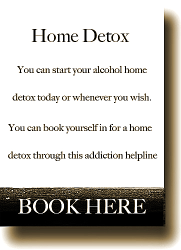 drug detox at home